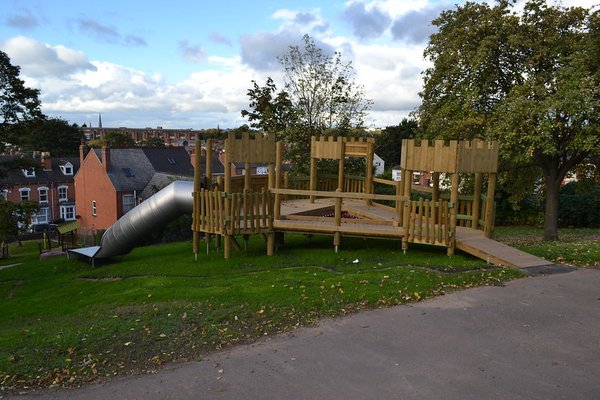 Worcester, Fort Royal Hill Play Area - 2/10