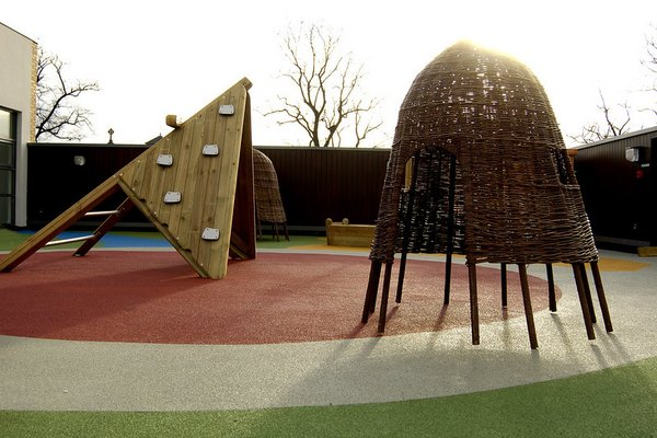 Christie Fields roof Top Playground - 0/2