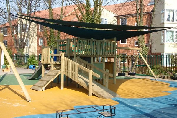 Slough, Slough Nursery - 5/6
