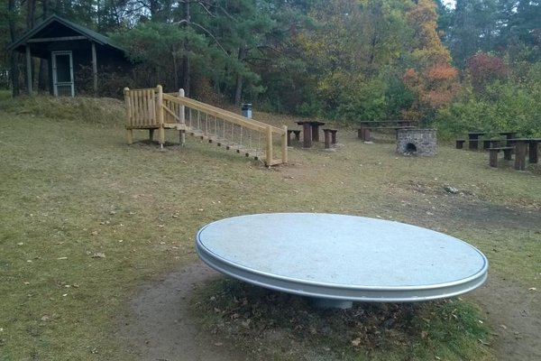 Bad Kissingen, Waldspielplatz - 4/6