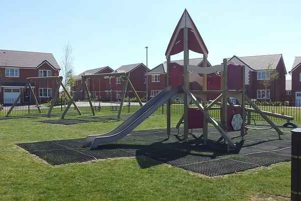 Chorley, Douglas Meadows Play Area - 0/7