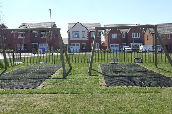 Chorley, Douglas Meadows Play Area - 6/7