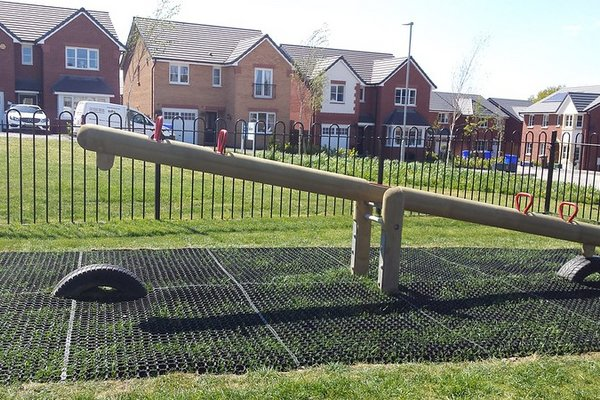 Chorley, Douglas Meadows Play Area - 4/7