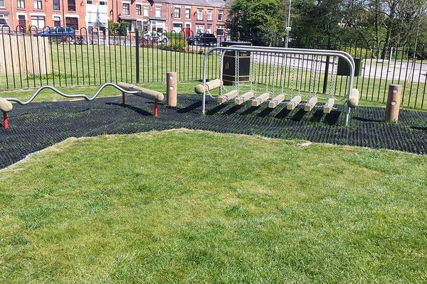 Chorley, Douglas Meadows Play Area - 5/7