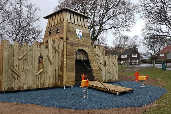 Battle, North Trade Road Play Area - 0/2